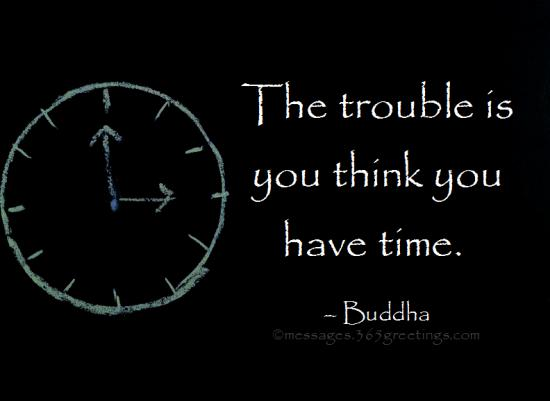 Quotes about Time - 365greetings.com