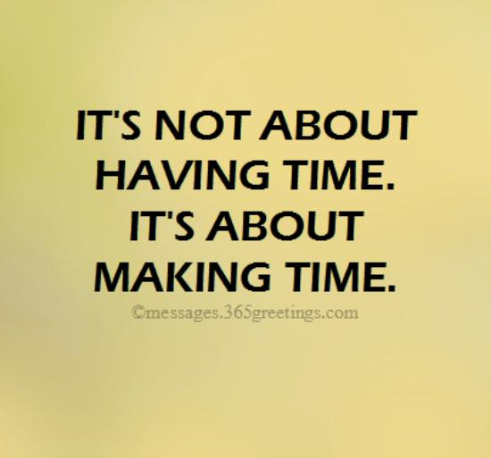 Time Quotes | Quotes About Time 365greetings Com